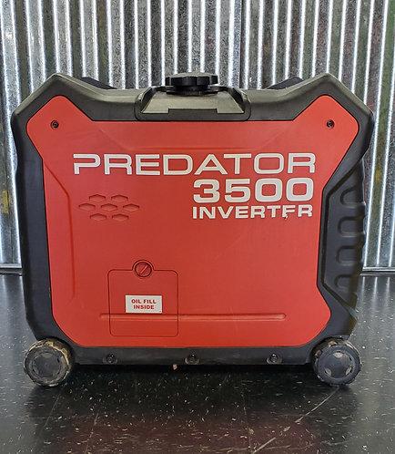 Predator 3500 Gas Powered Generator- Washington