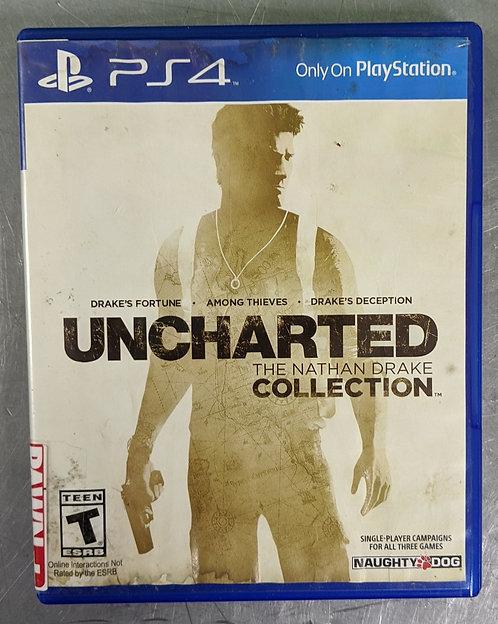 Uncharted Nathan Drake Collection Game - PS4 - Washington