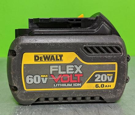 60Volt FlexVolt Tool Battery - DCB606 - Washington