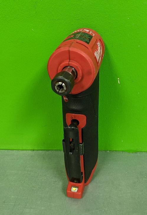 Milwaukee 2407-20 12v Cordless Fuel Brushless for grinder TOOL ONLY