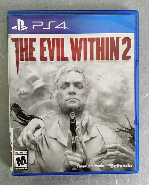 The Evil Within 2 PS4 Game - Washington