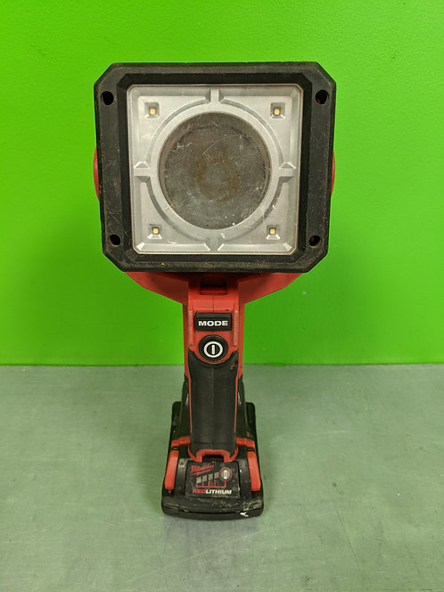 Milwaukee 2407-20 18v cordless multi function worklight with Battery No Charger