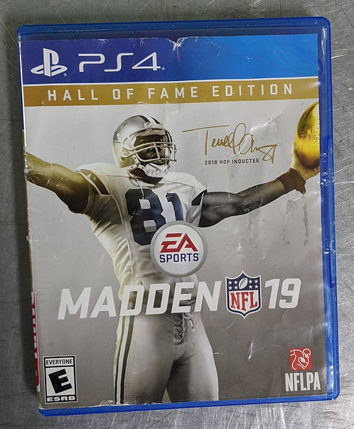 Madden 19 Hall of Fame Edition Game - PS4 - Washington
