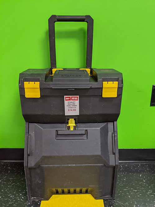 Stanley Rolling Combo Tool Box