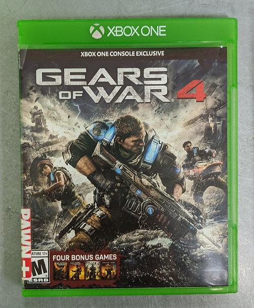 Gears of War 4 -Xbox One - Washington