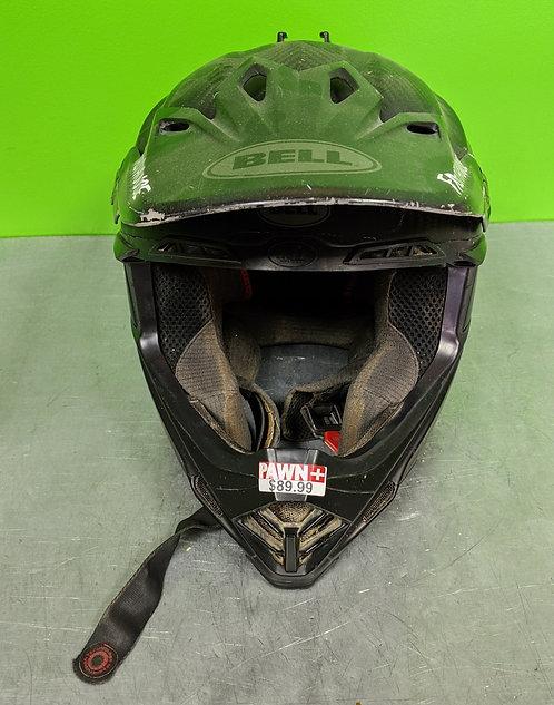 Bell Moto X Carbon Fiber Helmet - Moto 9 - Small - Washington