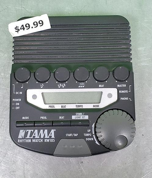 TAMA Rythmn Watch Drum Machine- RW105 - Washington