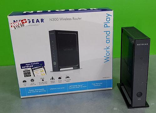 NETGEAR N300 Wireless Router w/Adapter - Washington