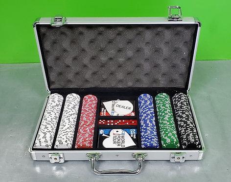 World Tour Poker 300pc set - Washington