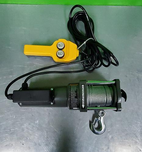 BADLANDS WINCHES 1500 LBS CAPACITY 120V AC ELECTRIC WINCH - 61672 - Washington