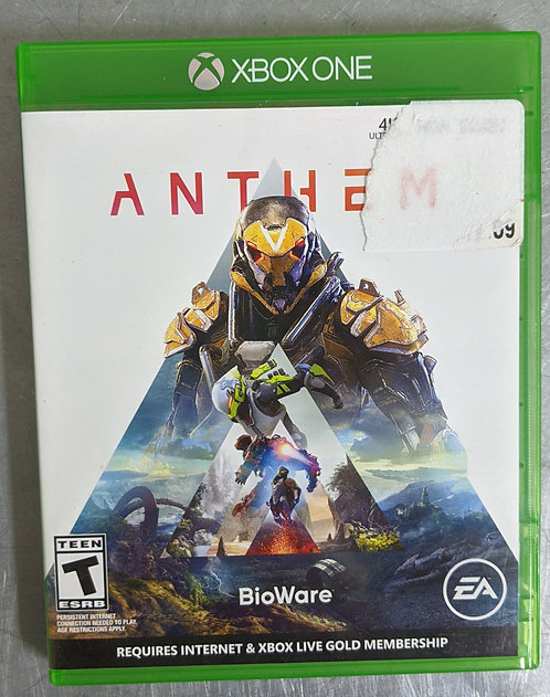Anthem Game - Xbox One - Washington