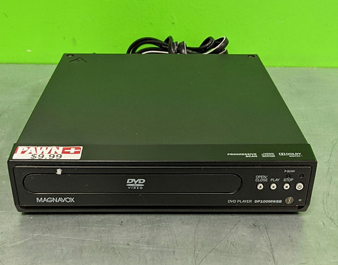 Magnavox Dp100mw8d Dvd Player Washington