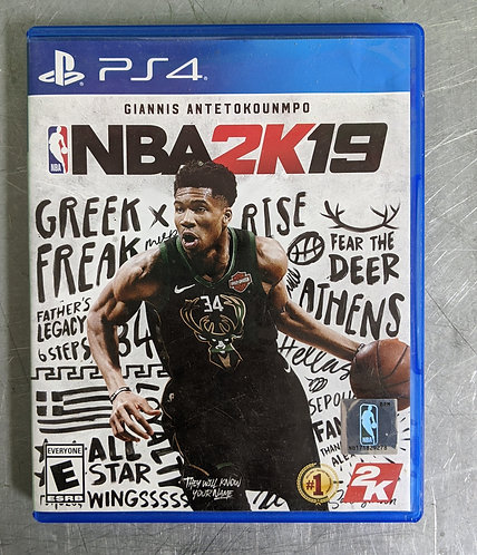 NBA 2K19 Game - PS4 - Washington