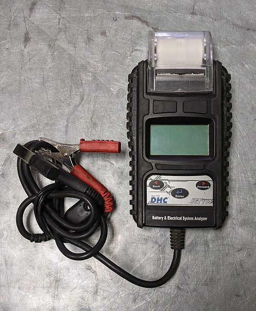 DHC 6V/12 Electrical System & Battery Tester - RT777 - Washington
