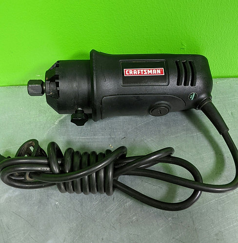 Craftsman Ac Rotary Trim Rotary Tool with accessories