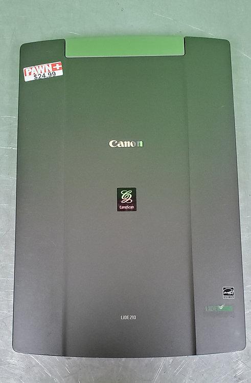 Canon Portable Laptop Scanner - Lide 210 - Washington
