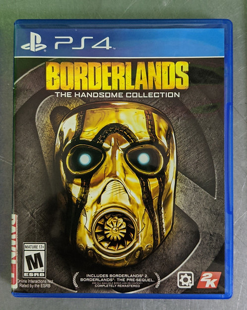 Borderlands Handsome Collection Game - PS4 - Washington