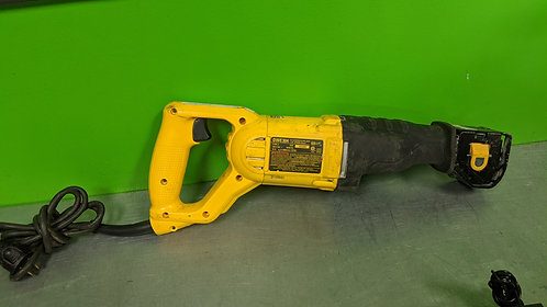Dewalt Dw304 Reciprocating Saw 1 1/8th Stroke Washington