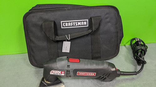 Craftsman 320.23465 Multi Tool With Sander In Soft Case Washington