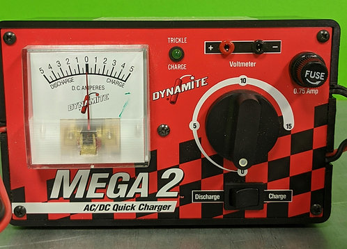 Dynamite Mega2 Battery Trickle Charger In Box Washington