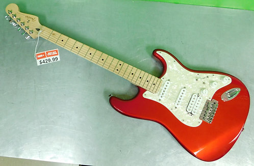 Fender Stratocaster (Mexico) - RED - Wasington