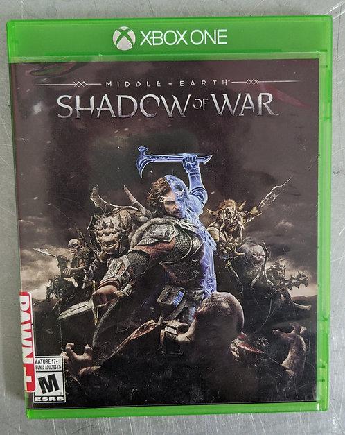 Middle Earth Shadow of War Game - PS4 - Washington