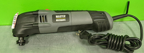 Master Mech Oscillating Tool In Case  W/ Accs Washington