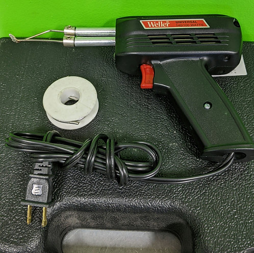 Weller Soldering Iron In Case Washington