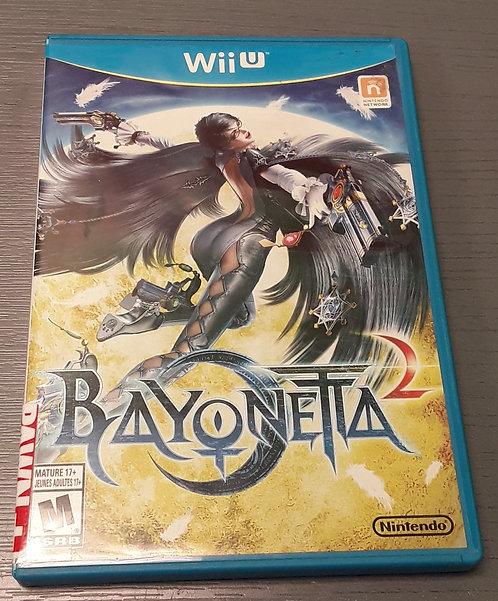 WIIU Game - Bayonetta 2 -St George
