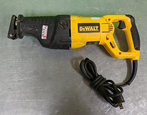 DeWalt Reciprocating Saw - DW311 - Washington