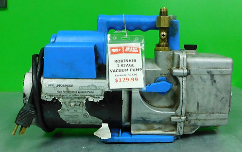 Robinair Vacuum Pump - 15600 - Washington