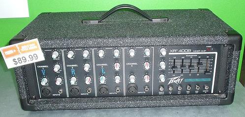 Peavey XR400B 4 Channel PA Powered Amp - Washington