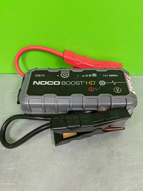 Noco Boost Hd Gb-70 Cordless Jump Starter