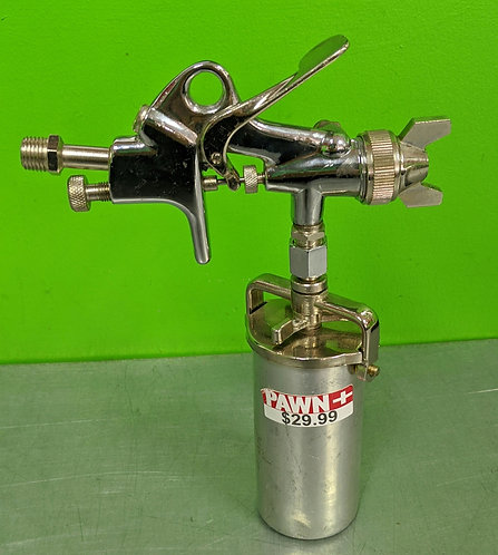 Small Detail Touch Up Air Spray Gun For Compressor
