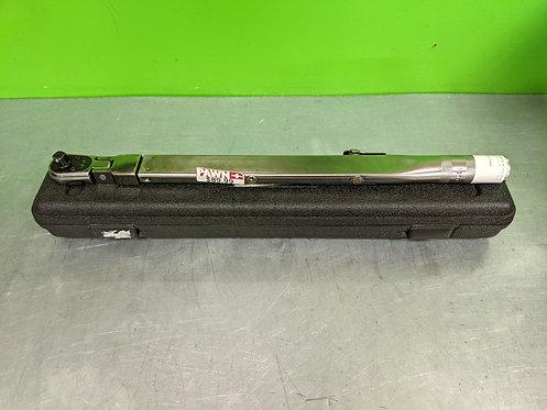 Precision Instruments - C2FR100F - 3/8 Flex 20-100 Torque Wrench in Case