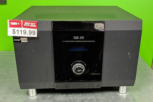 Granger Bessel Bluetooth Home Receiver & Speakers - GB-55 - Washington