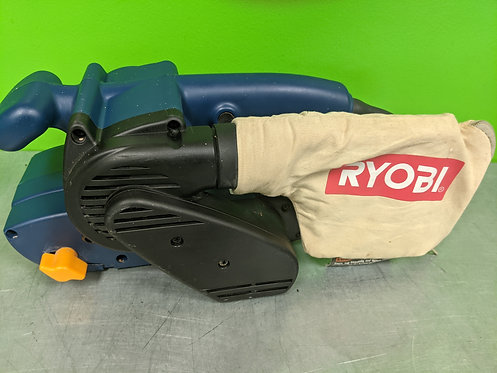 "Ryobi Be318-2 Sander 3×18"" With Bags"