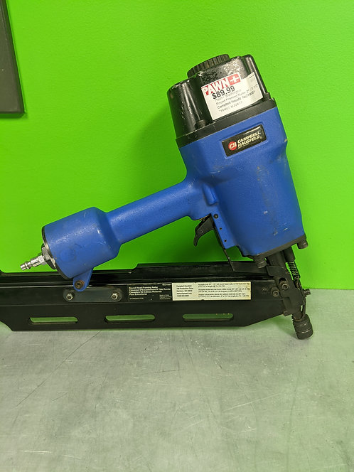 "Campbell Hausfd Ns219001 Round Framing Nailer 2"" 3 1/2"""
