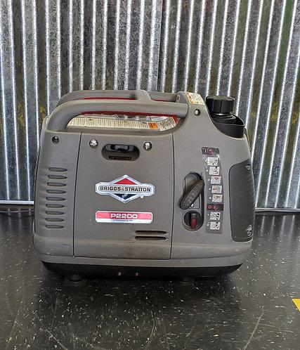 Briggs & Stratton P2200 Gas Generator - Washington