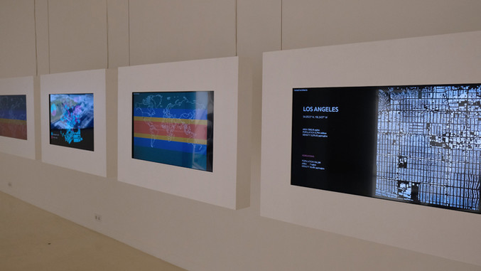 ACTIVE ENERGY BUILDING - exhibition at AEDES Berlin