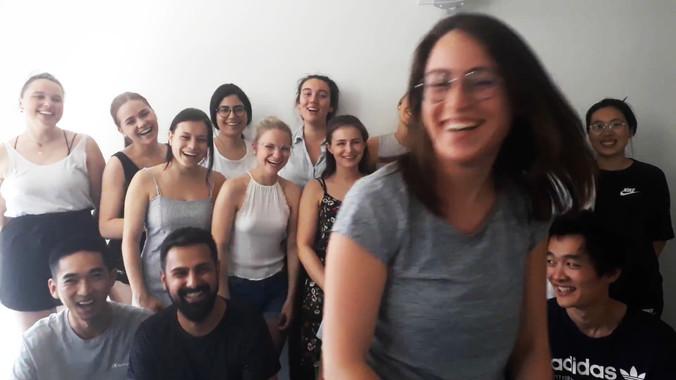 Visual Storytelling workshop _UniKassel 2019SS :)