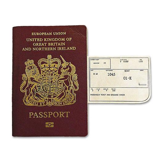 sojourner's passport