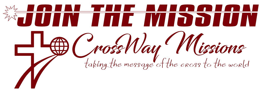 CWM Join The Mission - Maroon w White Ba