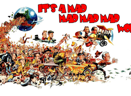 It's a Mad Mad Mad Mad World!