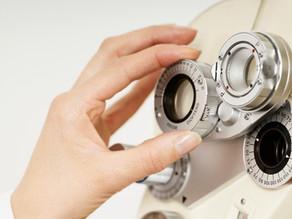 米国21項目視機能検査