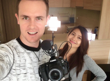How YouTube Star Dwaine Woolley Fell in Love With the Philippines