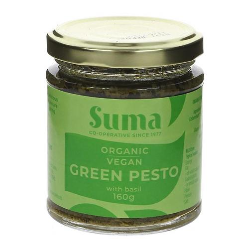 Green Pesto Organic 160g