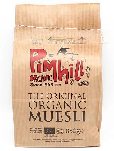 Organic Original Muesli 850g