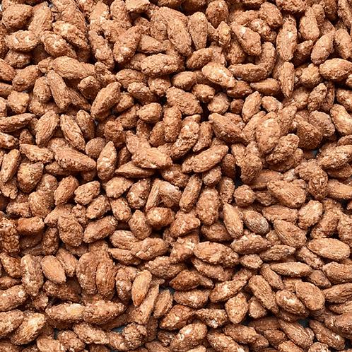 Cinnamon & Maple Caramelised Almonds 200g