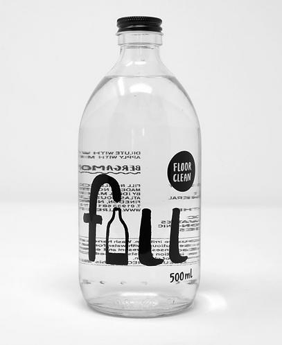Floor Clean 1L Glass Bottle